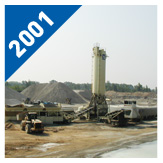 Concrete Batch Plant 2001